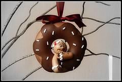 Donut ginger / Ciambella ginger (ArtWen) Tags: picnik