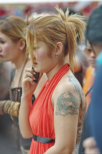 MBK Tattoo Contest