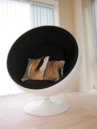 Ball Chair par Bobloggen