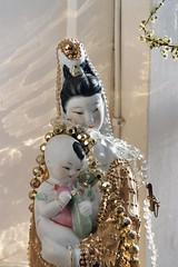 Kwan Yin (2muchtee) Tags: pink thailand gold child spirit earth mother godess globalspirit