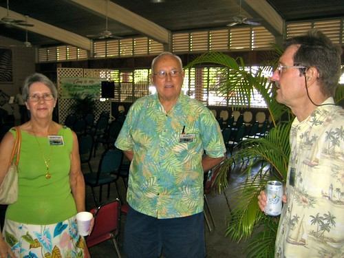 Dorothy, Robert, and Keith