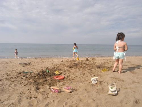 katharine娃娃 拍攝的 21孩子與海。