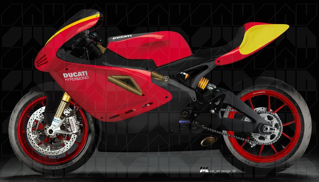 Ducati Supermono - Page 2 4101785112_8c9e57ddf6_b