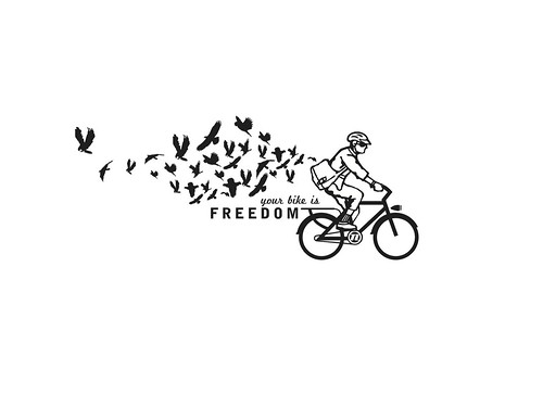 Your Bike is Freedom Tee