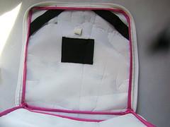 capa netbook vaquinha - interior (Pé de Pera) Tags: case vacas tecido algodão vaquinhas capadenotebook pédepera capadenetbook