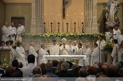 Misa de Consagración presidida por el Obispo de Jaén (Juan de la Cruz Moreno Balboa) Tags: úbeda iglesiadestamaría