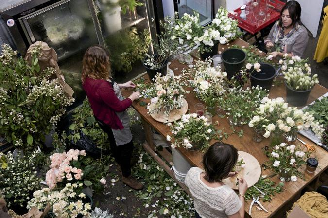 Florist: Saipu