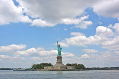 Liberty Island (kevin dooley) Tags: nyc newyorkcity favorite cloud ny newyork scale statue wow river liberty island photography bay photo interesting fantastic flickr image very good awesome picture free award superior wideangle pic super best more most photograph creativecommons winner excellent much hudson nyny statueofliberty incredible better exciting winning libertyisland bartholdi stockphotography phenomenal cloudage freeforuse enlighteningtheworld cloudshot fredericauguste