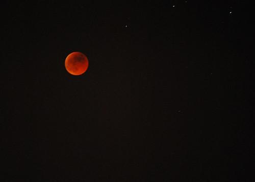 A shot at red moon