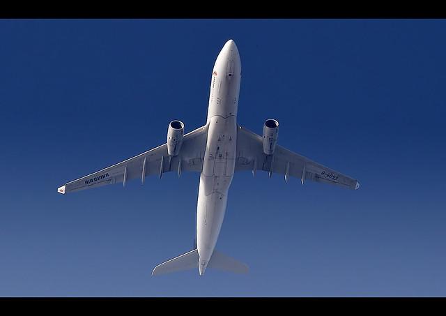 Air China A332 B-6093