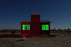 abandoned house. mojave desert, ca. 2015. (eyetwist) Tags: eyetwistkevinballuff nikon nikond7000 d7000 nikkor capturenx2 1024mmf3545g fullmoon night photography desert arid dark longexposure moonlit gel npy nocturne highdesert mojavedesert mojave california eyetwist derelict moon wideangle lightpainting abandoned roadside america tumbleweeds magenta flashlight horizon forgotten lakelosangeles lake los angeles antelopevalley ruin decay house shack chimney broken freezing cold winter american west red green startrails polaris windows