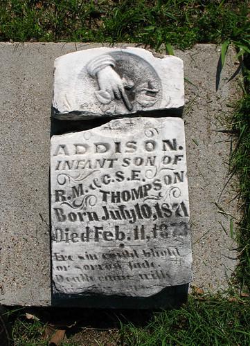 greenwood preserve headstones