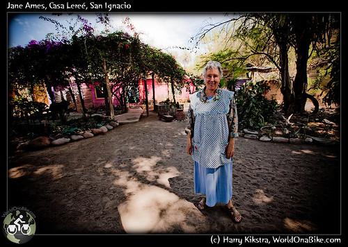 Jane Ames, Casa Lereé, San Ignacio por exposedplanet.