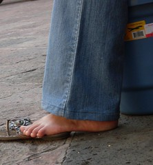 SDC12476 (Metalfeethunter) Tags: feet fetish candid pies shoeplay