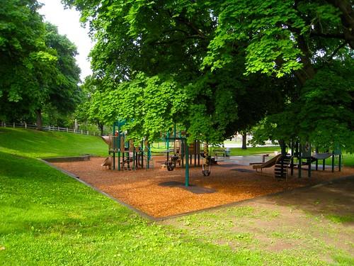 Cypress Street Playground