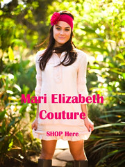 Add a Mari Elizabeth Couture Button to Your Website