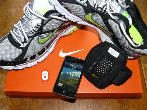 NikePlus trainers