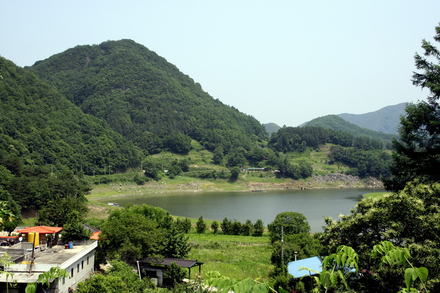 Korean Alps