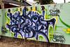 Green Wall Graffiti Too (Anarchivist Digital Photography) Tags: graffiti alleys denvercolorado