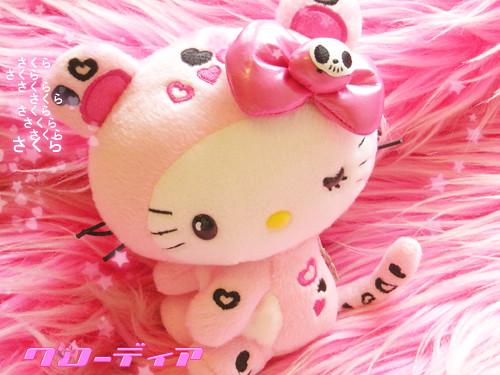 Sanrio Hello Kitty Logo. tokidoki x Sanrio Hello Kitty