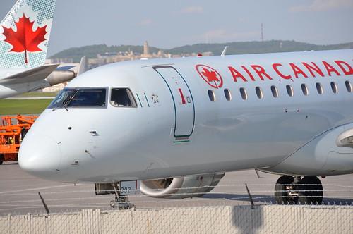 Air Canada Embraer 190 @YUL