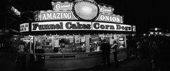 Funnel Cakes (Danger.man) Tags: carnival panorama ice night state cone horizon cream fair panoramic 202