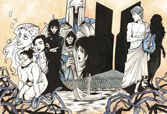 Sandman: Oprheus & Eurydice