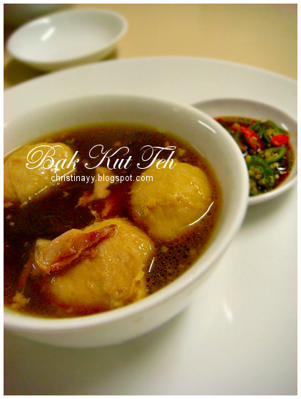 Home-Cook: Bak Kut Teh