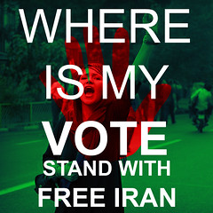 Support Iran Protests! #Iranelection