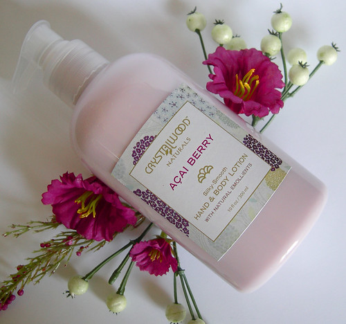 Acai Berry Anti-Oxidant Hand and Body Lotion