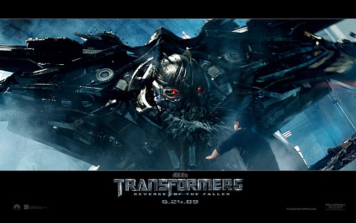 Wallpaper Transformers 2 Starscream
