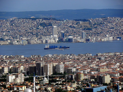 izmir - turkey by Kaan Ugurlu(Away:).