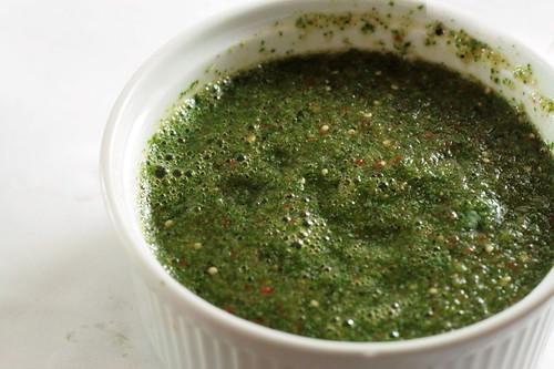 tomatillo salsa green salsa verde
