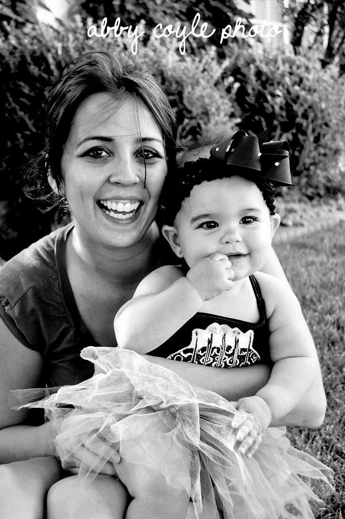 Mama & Ellie bean
