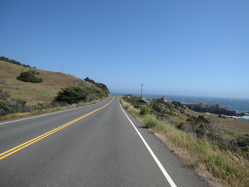 Hwy1 south (Pacific coast line)