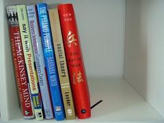 Bøger læst i Q2 2009