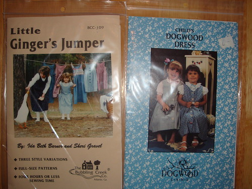 dress patterns for little girls. Little Girls Dress pattern. Little Ginger#39;s Jumper and the Dogwood Dress