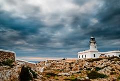 Cap Cavalleria (mansus) Tags: lighthouse faro cap menorca cavalleria
