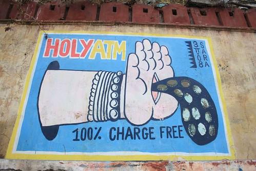 Holy ATM!