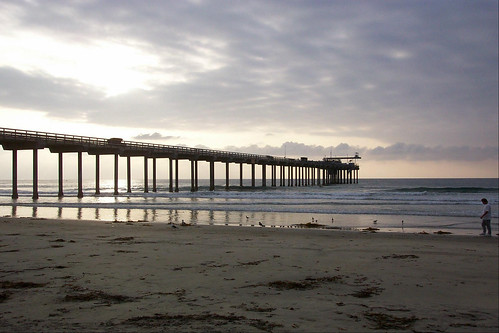 Scripps Oceanographic Institute pier