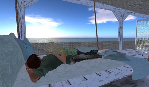 Beach Lay
