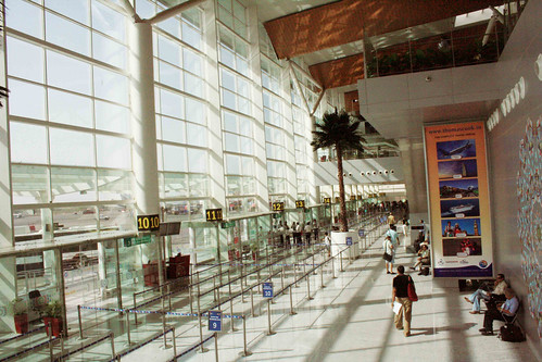 City Landmark – Terminal 1D, Indira Gandhi International Airport