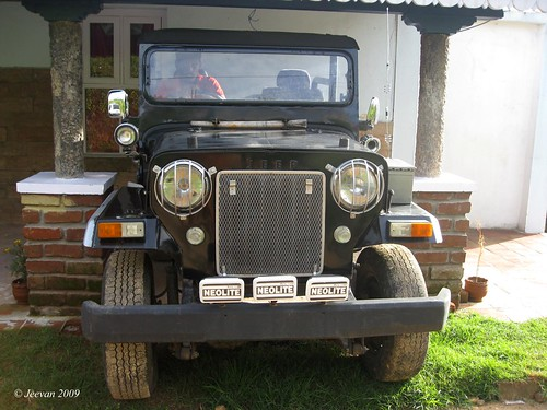 hunter jeep