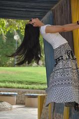 Style (Kooltug) Tags: park doha beautifulhair shalini kooltug