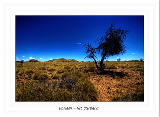 DEFIANT ~ THE OUTBACK