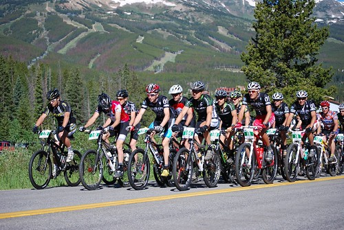 Breck-Epic: Stage 3 roll out of town