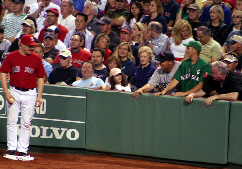 An Open Letter to Dudes In the Front Rows of the Ballpark RE: Foul Balls by you.