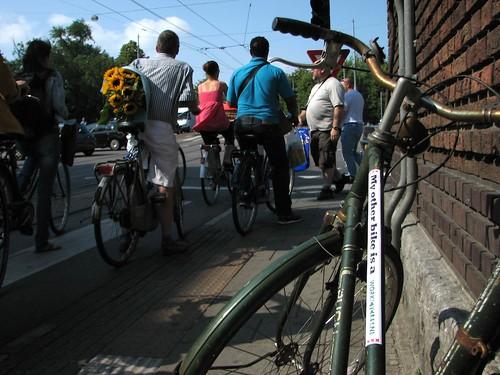 amsterdam fietswrak vacation 25
