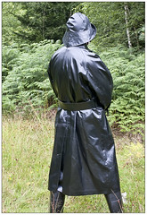 Weather or Not SBR (mike_in_a_mac) Tags: boots rubber raincoat rubberboots rainwear mackintosh souwester sbr rubbermac