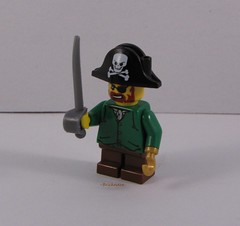 Pirate Leprechaun